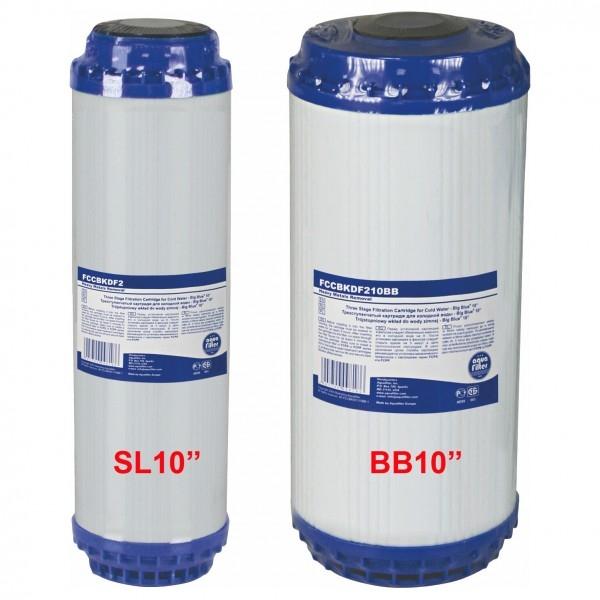Картридж Aquafilter FCCBKDF210BB - 1