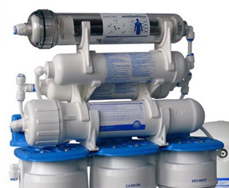 Осмос Aquafilter RX-RO7-75 - 1