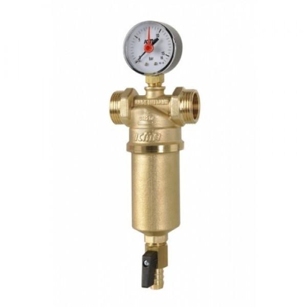 водяной фильтр грубой очистки для водопровода купить