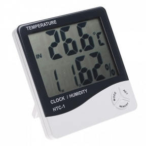 Термогигрометр HTC-1