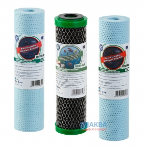 Набор Aquafilter Osmos Basic-AB