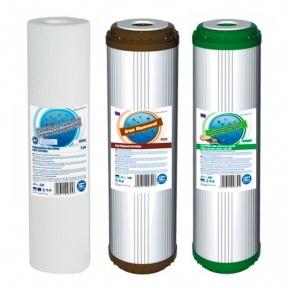 Набор Aquafilter Трио Железо