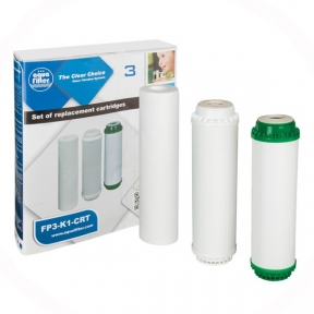 Комплект Aquafilter FP3-K1-CRT