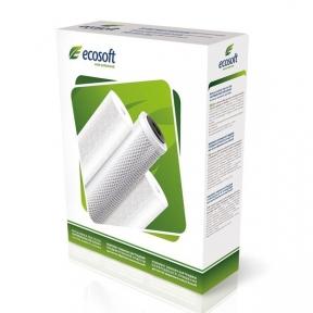 Комплект префильтров Ecosoft 1-2-3