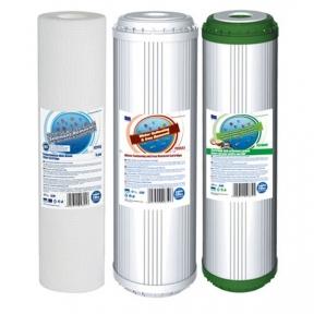 Набор Aquafilter Трио Комплексный