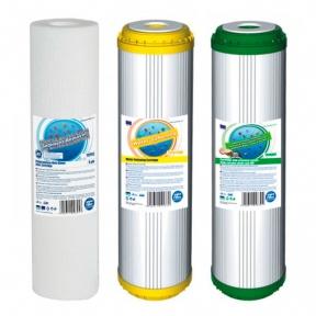 Набор Aquafilter Трио Жесткость